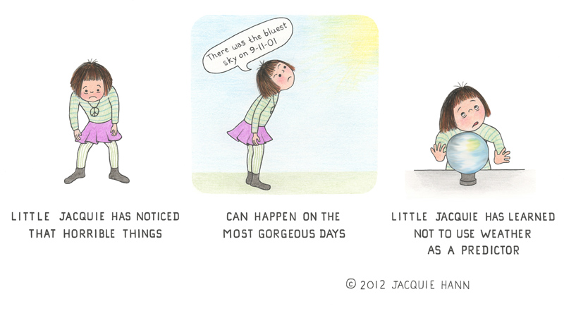 Little Jacquie on Gorgeous Days by Jacquie Hann