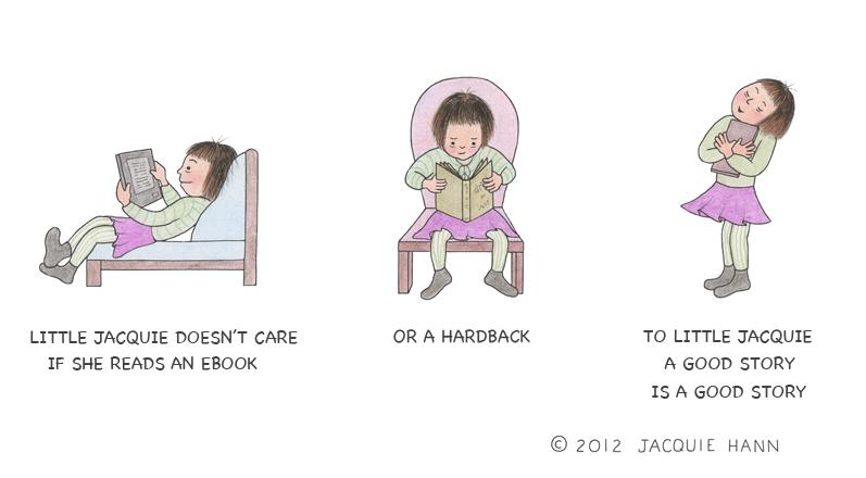 Little Jacquie on Books by Jacquie Hann