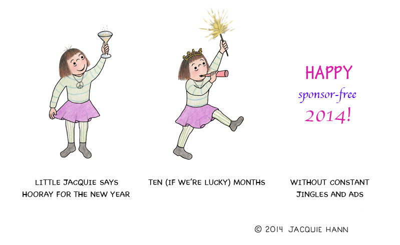 Little Jacquie on 2014 by Jacquie Hann